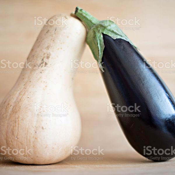 Courgettes, Aubergines and Squash