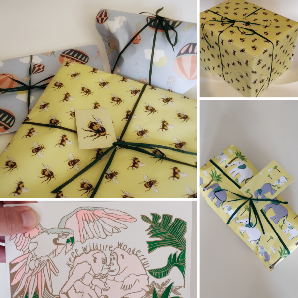 Gift Wrap and Cards