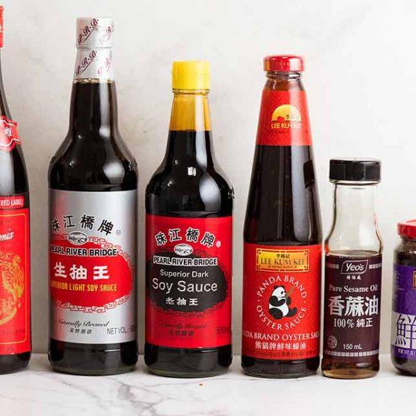 Oriental Condiments