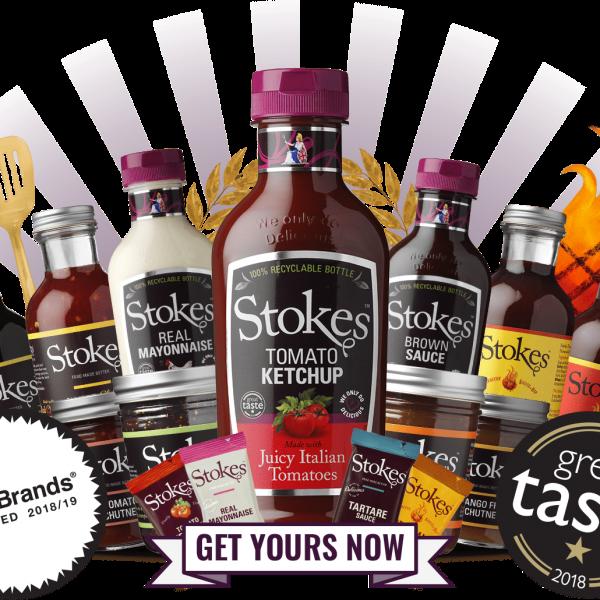 Stokes chutneys