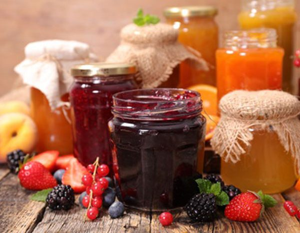 Jam's and Marmalades